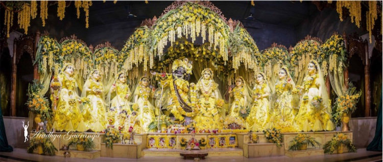 ISKCON News: Spring: The King of Seasons [Article]