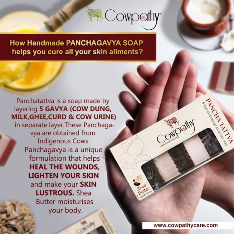 ISKCON News: Devotee Company Creates Ayurvedic Personal Care