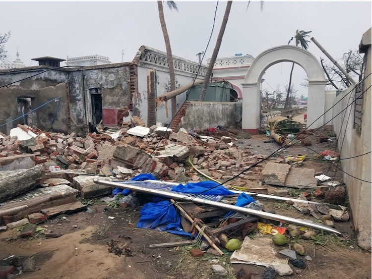ISKCON News: Sacred Sites Damaged, But No Devotees Reported