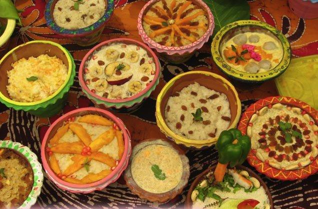 ISKCON News: Mayapur School Replicates Ancient Chipped Rice Festival