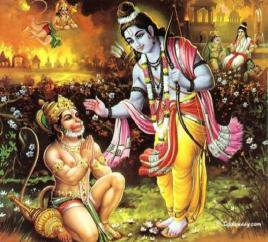 ISKCON News: Lessons from Hanuman, Lord Rama's Greatest Servant [Article]