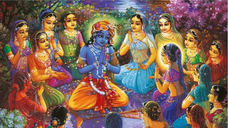 "ISKCON News: Sivarama Swami's ""Krishna in Vrindavan"" Book"