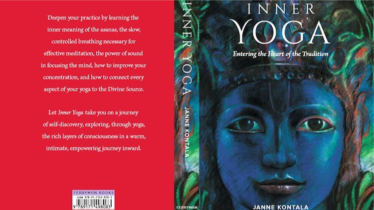 Iskcon News New Bbt Book Inner Yoga Takes Practitioners Deep Into The Spiritual Core Of The Yoga Tradition Article