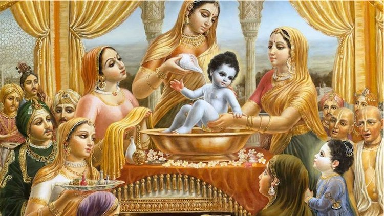 Iskcon News The Mystery Of Lord Krishna S Birth Article Their child was born with a serious medical problem. iskcon news the mystery of lord